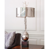 Global Views Twig Bulb Lamp