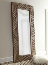 Uttermost Tehama Floor Mirror