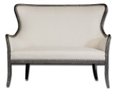 Uttermost Sandy Loveseat
