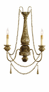 Currey and Company Wall Sconce