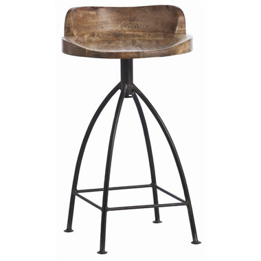 Arteriors Henson counter stool