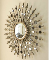 Uttermost Kimani Mirror