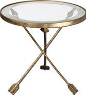 Uttermost Aero Accent Table