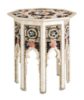Currey and Co. Aladdin Side Table