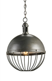 Currey and Company Verne Pendant