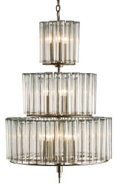 The Bevilacqua chandelier is a magnificent toast to good taste.