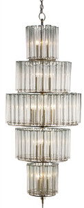 Currey and Company Bevilacqua Chandelier-Large