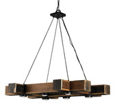 Currey & Co. Dockyard Chandelier