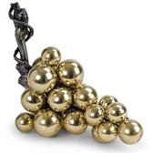 Regina Andrew Gold Grape Cluster Decor