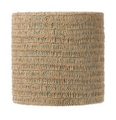 "Regina Andrew 15"" Crochet Horiz. Weave Drum Shade"