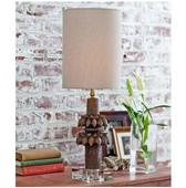 Regina Andrew Rustic Artifact Lamp