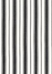 Branca Stripe in Noir