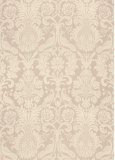 Anna Damask in Greige