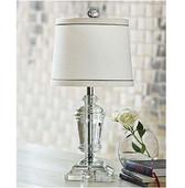 Regina Andrew Alabaster-Orb lampMini Crystal Urn Lamp
