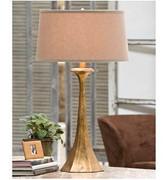 Regina Andrew Tapered Gold Lamp