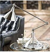 Regina Andrew Glass Funnel Beaker Lab Lamp