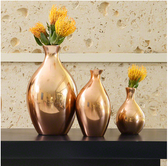 Spry Vase-Copper