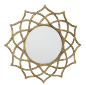 Brighton round mirror