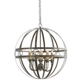 Arteriors Hollace Large Chandelier