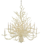 Currey & Company Seaward Chandelier, Large