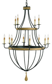 Currey & Company Blythwood Chandelier