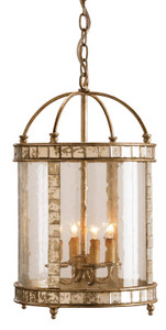 Currey & Company Corsica Lantern, Large