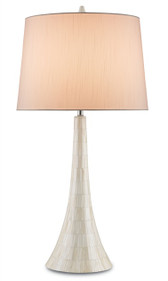 Currey & Company Snowdrift Table lamp
