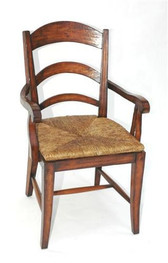 PASTORAL ARM CHAIR - ACACIA