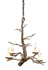 Currey & Company Treetop Chandelier