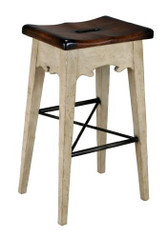 LODGE BAR STOOL - CREAM