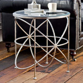 Regina Andrew Soft Silver Orbit-Table