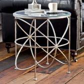 Regina Andrew Soft Silver Orbit-Table