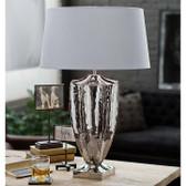 Regina Andrew Blaze Lamp-Nickel
