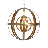 Worlds Away Pemple G Chandelier