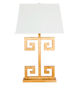 Clayton G table lamp from Worlds Away