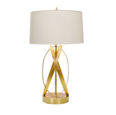 Cleo G table lamp from Worlds Away