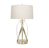 Cleo S table lamp from Worlds Away
