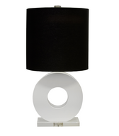 Leslie WH table lamp from Worlds Away