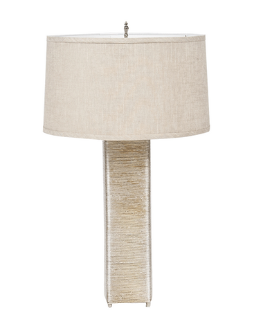 Wrapt S table lamp from Worlds Away