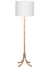 Ansel floor lamp from Worlds Away