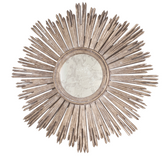 Worlds Away Margeaux S Mirror