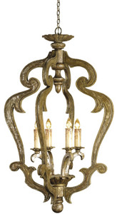 Currey & Company Chancellor Chandelier