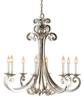 Currey & Company Constellation Chandelier
