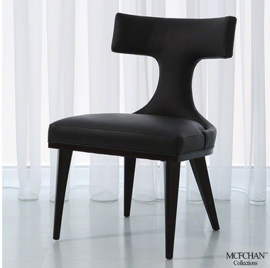 From our MCFCHAN collection, the classically designed Anvil Chair's contemporary lines with elegant sweeping curves, ergonomically cradle you in their embrace. The striking silhouette effortlessly blends style and sophistication into a future iconic collectible.