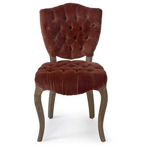 A gorgeous red beatrix dining chair from Regina Andrew
