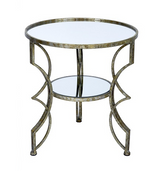 CINDI CHAMPAGNE TABLE