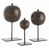 Rocco Sculptures, Set of 3
