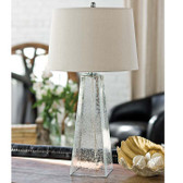 Regina Andrew Ice Cube Glass Lamp
