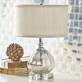 Regina Mercury Glass Clove Lamp