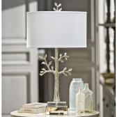 Regina Andrew Modern Silver Tree Lamp